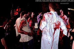 DEVIL NIGH...ZOMBIE LAND by Your-Pain