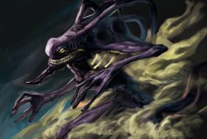 HELL YEAH, PHYREXIAN NEGATOR by accless