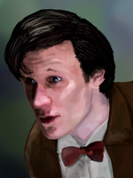 Eleventh Doctor by Speck--Of--Dust