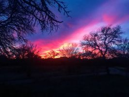 December Sunset by TheGerm84