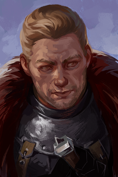 Cullen Rutherford by HeathWind