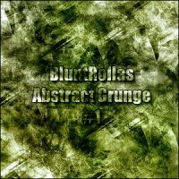 BluntRollas Abstract Grunge 1 by BluntRolla