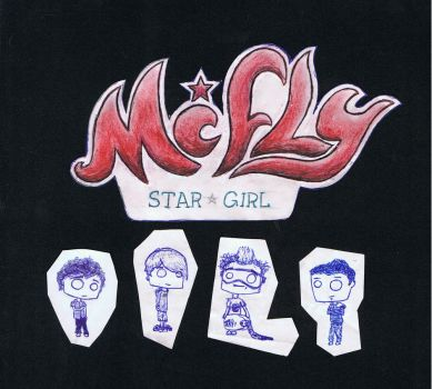 McFly's Star Girl! First deviation :) by Cafecita