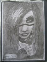 Black Veil Brides Andy by BVB-Monster