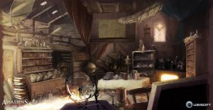 ACII - Leonardo's Workshop by Rez-art