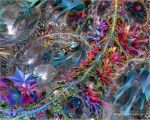 WONDERLAND FLOWERJUNGLE by love1008