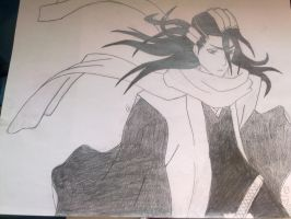 Byakuya Kuchiki 7 by carebear19364