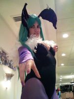 Morrigan by otakitty