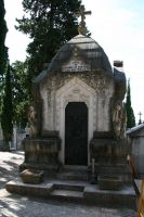 Lisbon Cemetery Stock 41 by Malleni-Stock