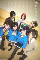 Hakuoki SSL by Ryeain