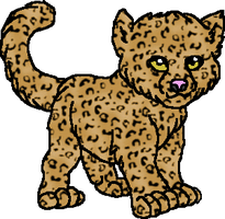 Cheetah point Adoptable CLOSED by poezycat