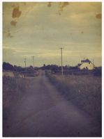 irish road - vintage by Vive-Le-Rock