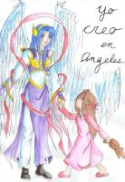 I believe in angels by LilyAngelPhoenix