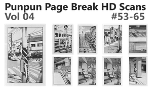 Oyasumi Punpun Pagebreak - Vol 04 by Vector-Chan