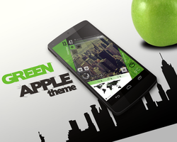 GreenApple Theme by marcco23