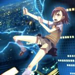 only my railgun by umebositora