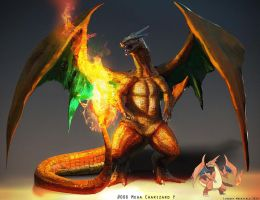 Pokemon: Mega Charizard Y