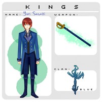 Kings Application by musetrad