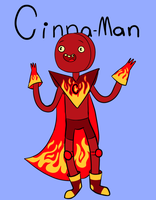 CINNA-MAN by Ask-Jazz