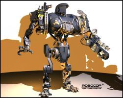 Robocop 2 Complete by zoomzoom