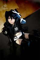 Insane Black Rock Shooter: 02 by Ototsuki