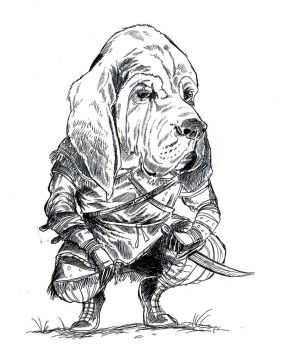 Hound, Leader of the Royal Assassin Squad by Doomsday90