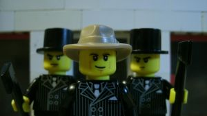 Lego Axe Gang Gangsters by starwars98