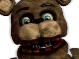 Withered Freddy Bloody Edit by StoryOfTwo