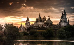 Dreamcastle by DeSkal