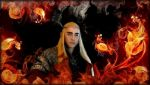 King Thranduil:I set the fire in your hearts... by Ysydora
