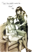 [DGM] Let her name be.. by GazeRei