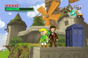 The Legend of Who? by JanjyGiggins
