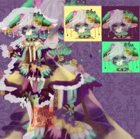 Flower Prince ADOPT AUCTION (CLOSED) by Belzoot