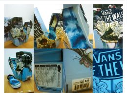 Batik Vans Packaging Outcome by randyblinkaddicter
