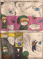 Enzyme Comic by NostalgicHummingbird