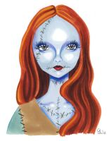Lily as Sally by Warnstrom