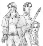 Dresden Files by KageOfLight