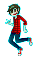 Marshall Lee by M0nzteer