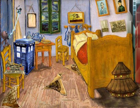 LBP Level-Van Gogh's Bedroom by Null-Hypotheses