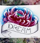 Dream Flower by TimelessForever
