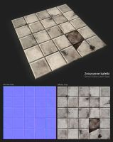Destroyed tiles by Bula17