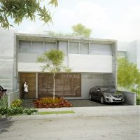 Exterior House Rendering by JeSSanchez