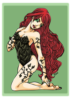 . Poison Ivy . by blua
