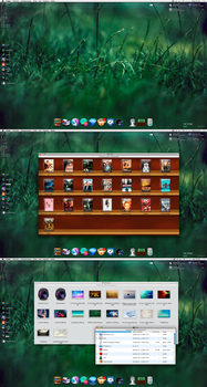Osx 32px - Grass.Fit by A4style