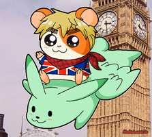 Hamster UK by GralMaka