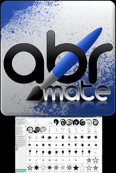 abrMate Brush Software by AscendedArts