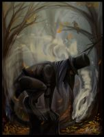 Autumn Mist by Policide