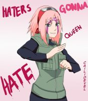 Queen- Haters GONNA HATE by CaiLiDeVeL