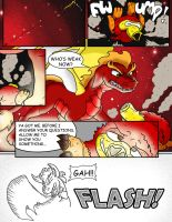 Flare and Fire Pg 12 by oogaboogaz