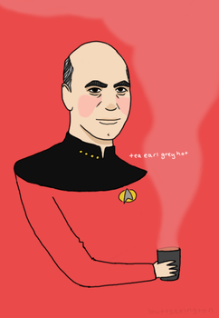 Picard by buttsexington